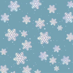 snowflake winter snow background backgrounds freetoedit