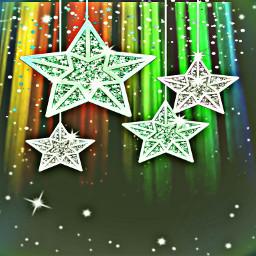 freetoedit stars maskeffect rainbow twinklelights