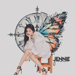 freetoedit blackpink jennie kpopedit idol