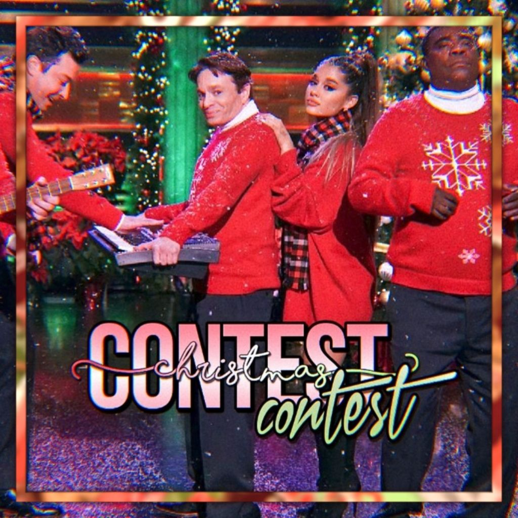 Hoe hoe hoe! Its Christmas time baby!! ❀Rules❀ ➭USE ONLY CHRISTMAS COLORS (red, green, yellow, light blue) ➭ANY CELEBRITIES ➭THE DEADLINE IS DECEMBER 20TH  ➭MAXIMUM 2 ENTRIES  ➭USE #hohohocontest AND TAG ME thats all ya'll! Feel free to ask if you need something or you need more details lol Bye❀