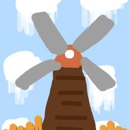 freetoedit windmill wind mill wheat dcwindmills
