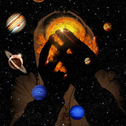 freedom art space earth galaxy freetoedit