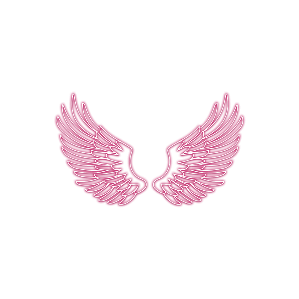 #wings #angel #fairy #fantasy #dressup #costume #red #neon