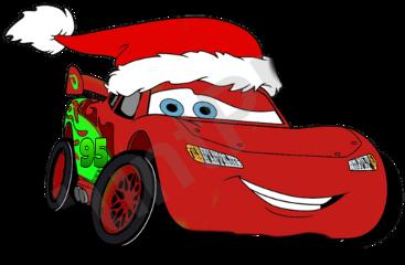cars2 lightningmcqueen christmas freetoedit colorpaint