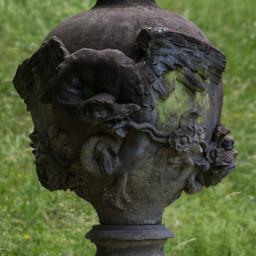freetoedit figurines vase dragon art
