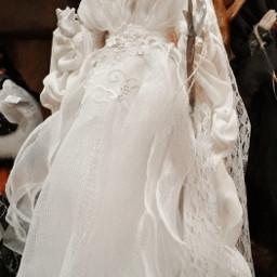 myoriginalphoto myphotography doll weddingdress white pcwhite freetoedit