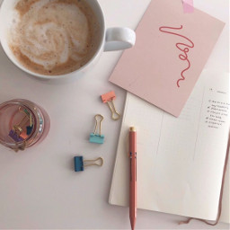 journal coffee lifestyle