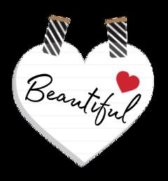 freetoedit speechbubble note heart beautiful