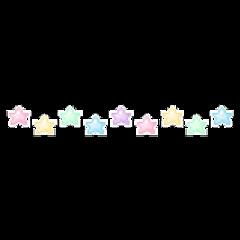 cute kawaii pixel stars pastel freetoedit