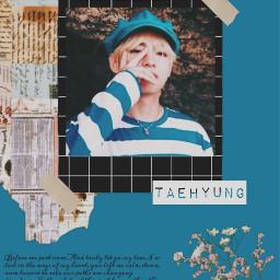 kimtaehyung aesthetic bts polaroidphoto tumblr