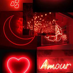 aestetic red