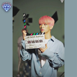 seventeen joshua clap pink movie freetoedit