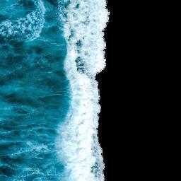 freetoedit freetoremix waves beach ocean