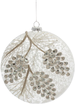 ornament pinecones christmas crystal clear freetoedit scpinecone pinecone