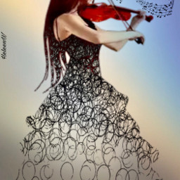 fantasyart surrealism imagination girl stickerart freetoedit