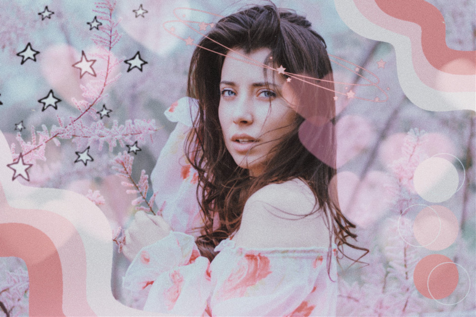 #freetoedit #pink #aesthetic #pinkaesthetic #pink #theme #pastel #pink #pastelpink #frame #frames #circle #square #paint #drawing #painting #color #colors #circles #pantone #palette #colorpalette #pallete #colorpallete #vintage #retro #woman #flower #flowers #model #photography #replay #replays