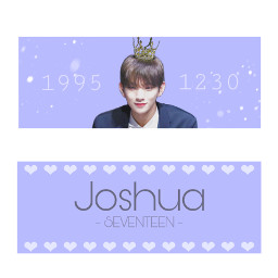 seventeen joshua purple crown セブチ