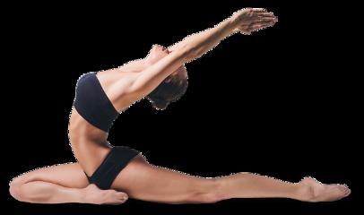 freetoedit girl exercise yoga