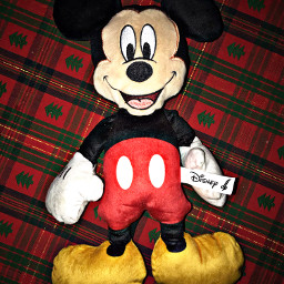 happybday lily12 present mickeymouse foryou
