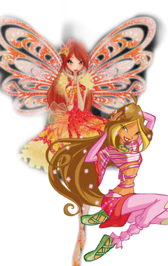 winx flora bloom sweet freetoedit