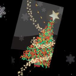 freetoedit newbrush christmascard christmas picsart