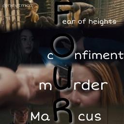 fourtris divergentobsession four tris