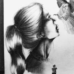 freetoedit blackandwhite art drawing wow