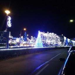 freetoedit followme citystreets lights night