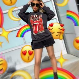 freetoedit emoji emojibackground