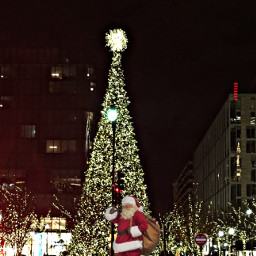 freetoedit washingtondc santa christmastime