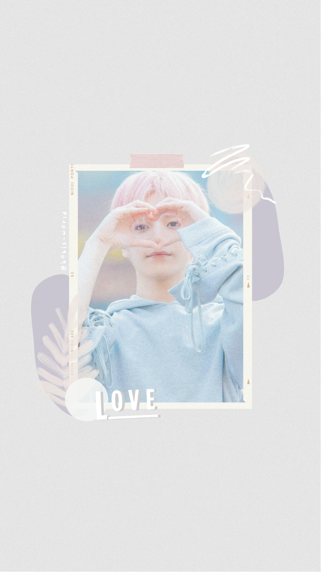 Cute~! 💖  Taeyong lockscreen for @pjmsaurora 💖 I hope you like it sweetie!! 💖😊   . . . . . . . #kpopedit #kpop #taeyong #leetaeyong #taeyongnct #nct #nctedit
