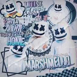 freetoedit marshmello marshmelloedit marshmellomusic songlyrics