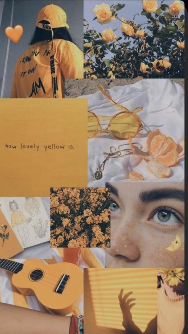 Yellow💛aesthetic💛wallpaper #yellow #wallper #aesthetic