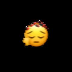 sad emojiiphone emoji sademoji broken freetoedit