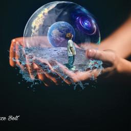 freetoedit sd_challenge mycreativity bubble surreal