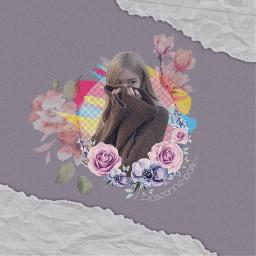 rose flowers blacbink bp xd freetoedit