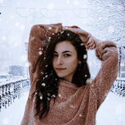 freetoedit snow winter squarefit snowy