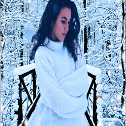 inthesnow challenge christmas december winter ircinthesnow freetoedit