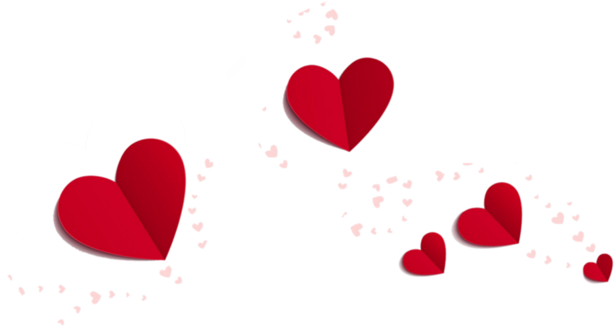 #freetoedit #red #hearts