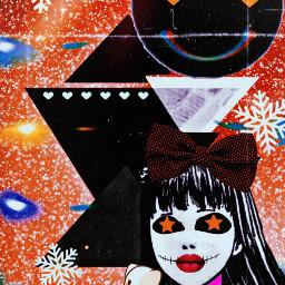 freetoedit heartsisee neon dreams colorpaint