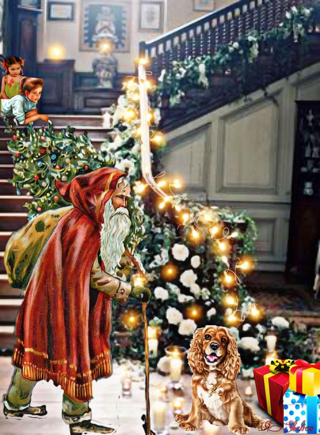 #freetoedit #natal #magia #christmas