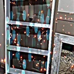 freetoedit ladder lights doubleexposure overlayeffect