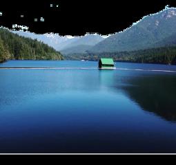 view panorama beach lake blue freetoedit