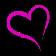heart love pink freetoedit