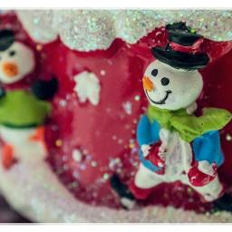 snowman xmas xmasdecoration detail freetoedit