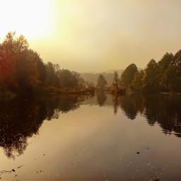 freetoedit morning river nature