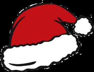 xmas christmas cold winter hat freetoedit