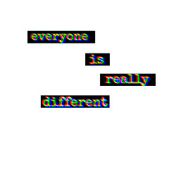 text aesthetic glitch aesthetics yellowquote freetoedit