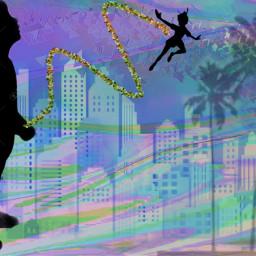 freetoedit remix overlay city child