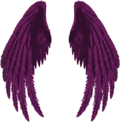 freetoedit wings pink
